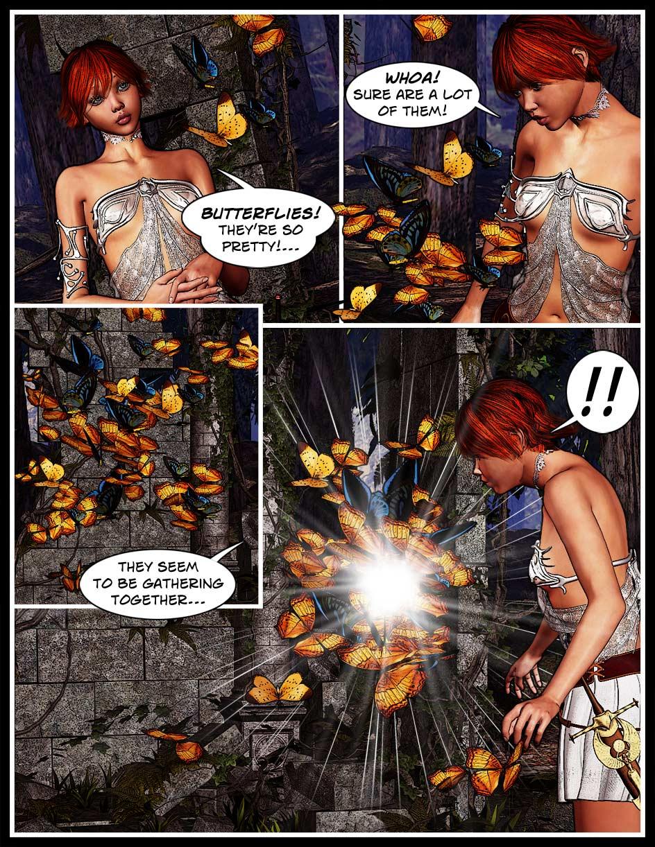 Nikki Page 15 – Butterflies