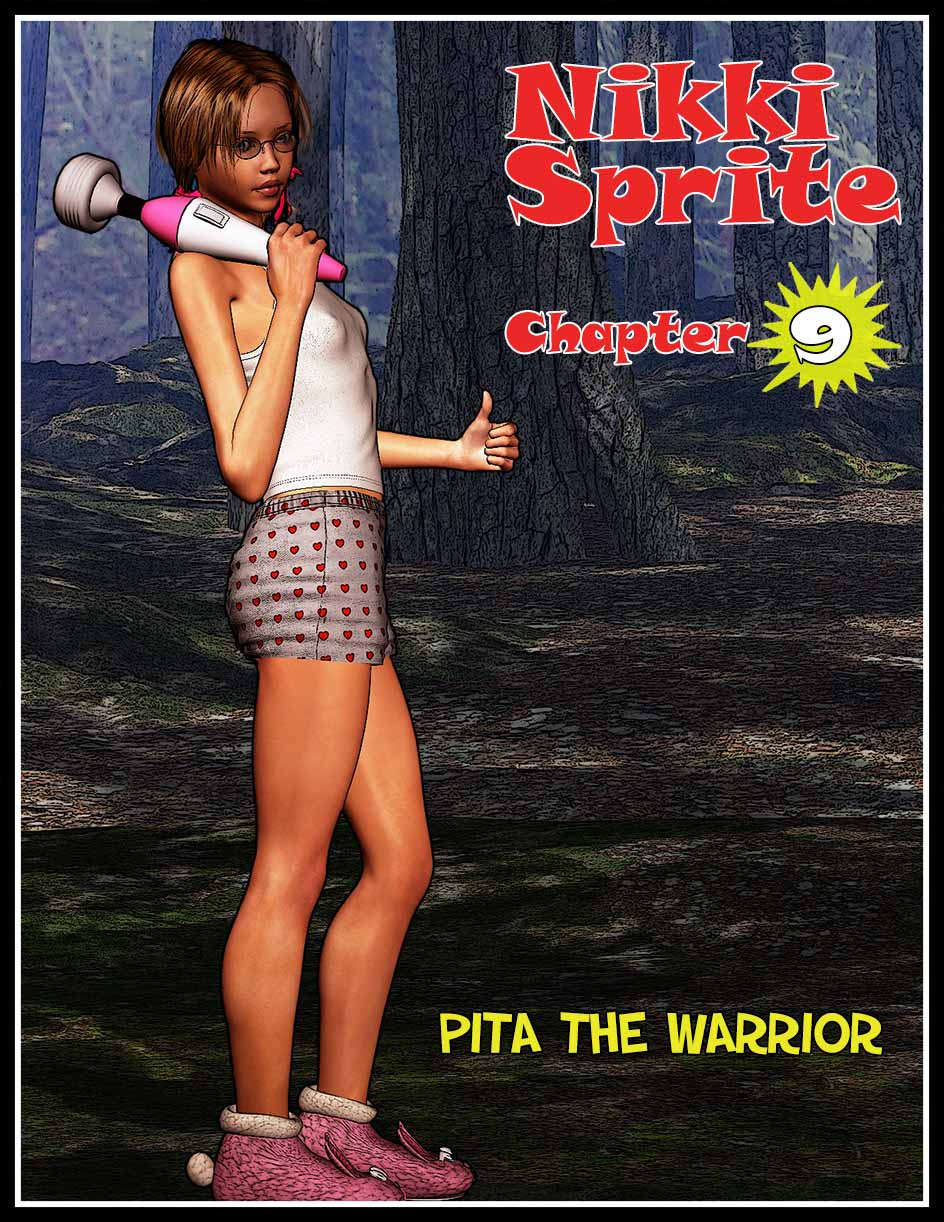 Nikki Sprite Webcomic – Chapter 9 Cover