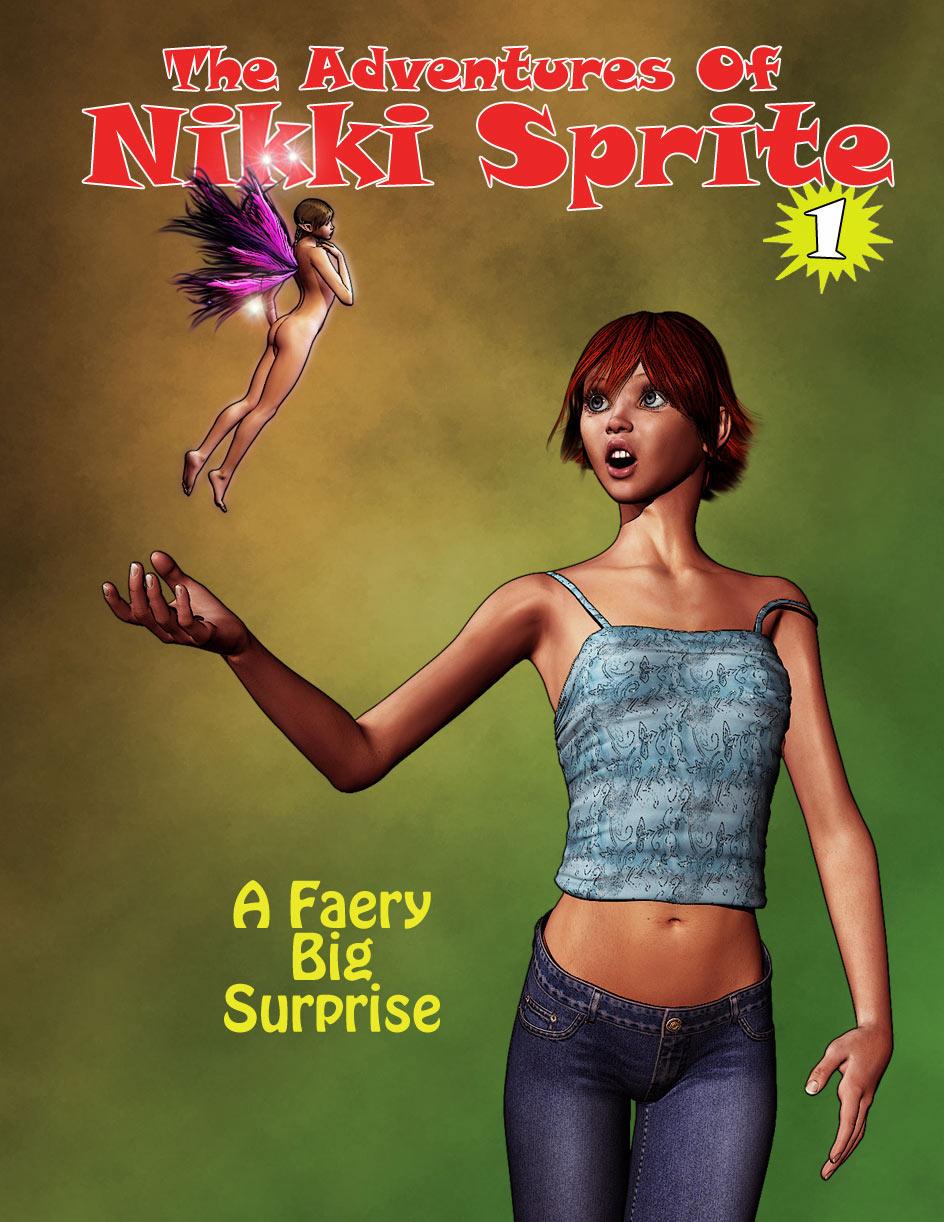 Nikki Sprite -Cover