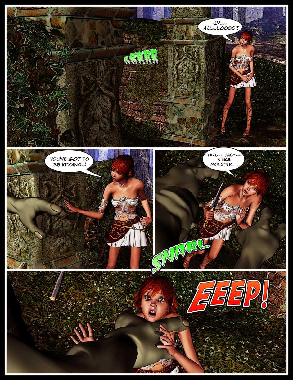 Nikki Sprite Webcomic Page 2
