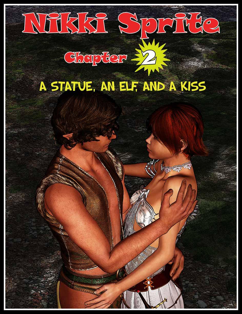 Nikki Sprite Webcomic – Chapter 2 Cover